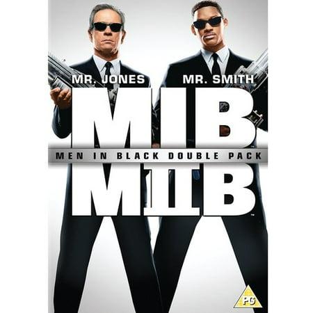 Men in Black 1&2 (DVD) (Men In Blac 3)