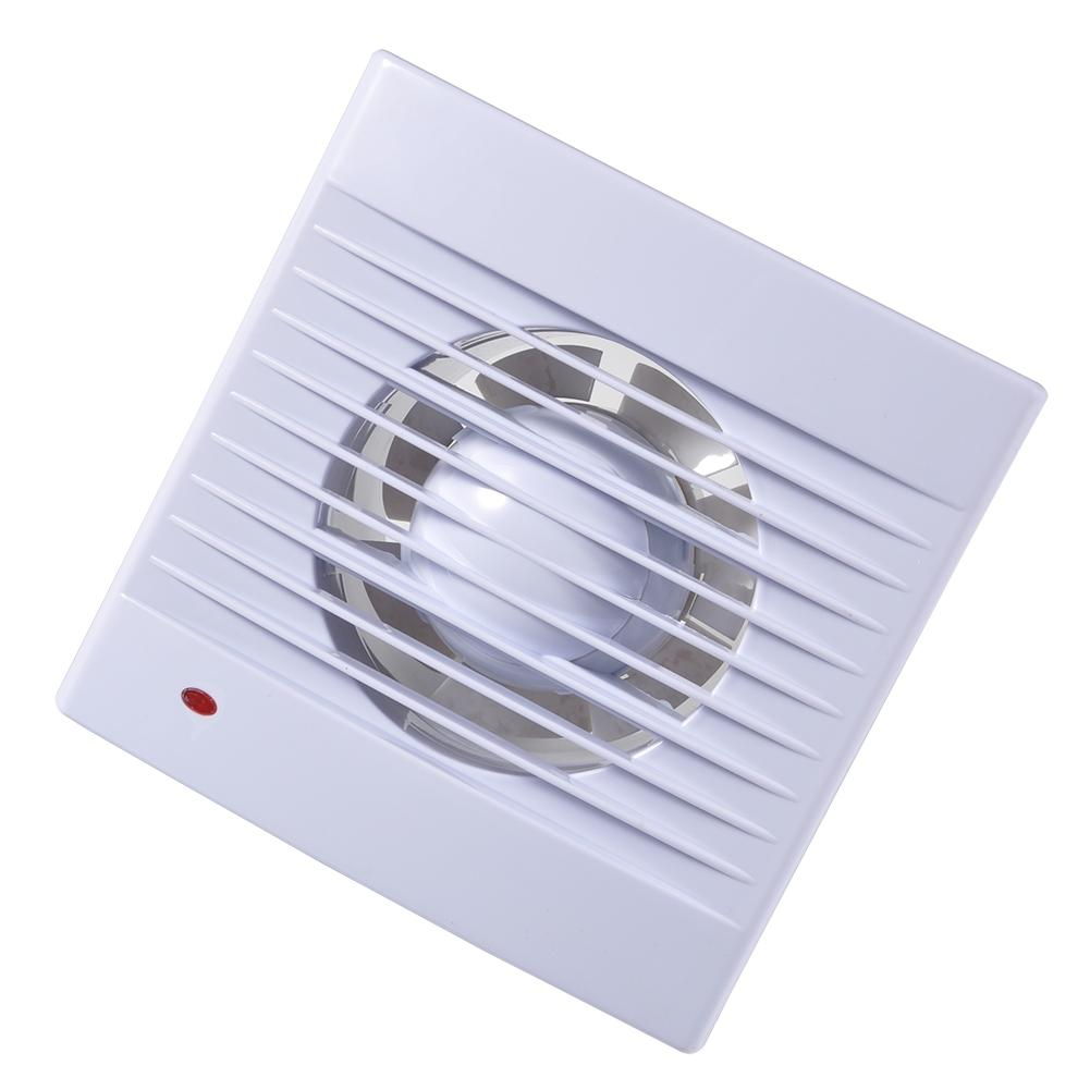 Herchr Extractor Fan 110v Wall Mounted One Speed Setting