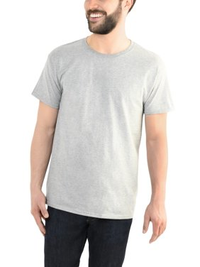 Fruit of the Loom Men's & Big Men's UPF Crewneck T-Shirt, up to size 4X