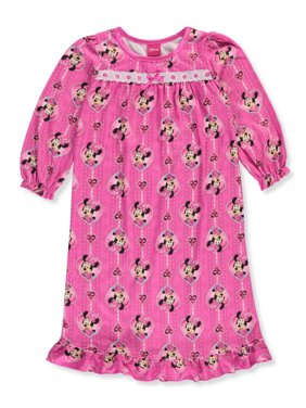 153913c9ff Product Image Disney Minnie Mouse Little Girls  Toddler Nightgown (Sizes 2T  ...
