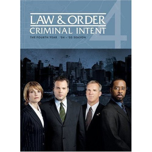 Law And Order: Criminal Intent - The Fourth Year (Anamorphic Widescreen)