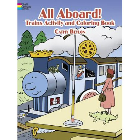 All Aboard! Trains