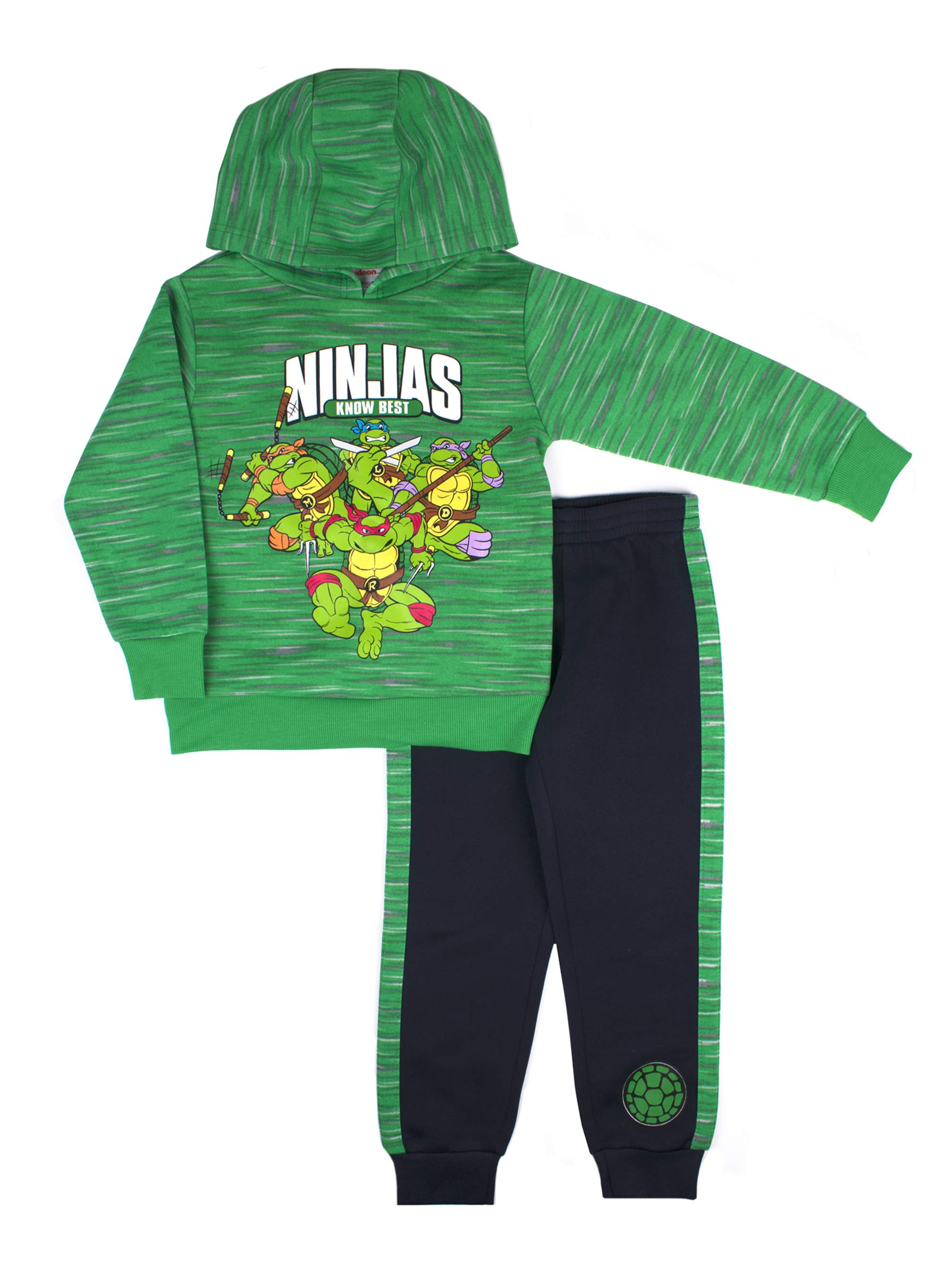 Hoodie and Performance Pant, 2-Piece Outfit Set (Little Boys)