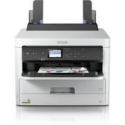 Epson WorkForce Pro WF-C5210 Inkjet Printer - Color - 34 ppm Mono / 34 ppm Color - 4800 x 1200 dpi Print - 330 Sheets Input - Wireless LAN