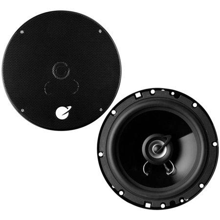 "Planet Audio TRQ622 Torque 6.5"" 2-Way 250W Full-Range Speakers"