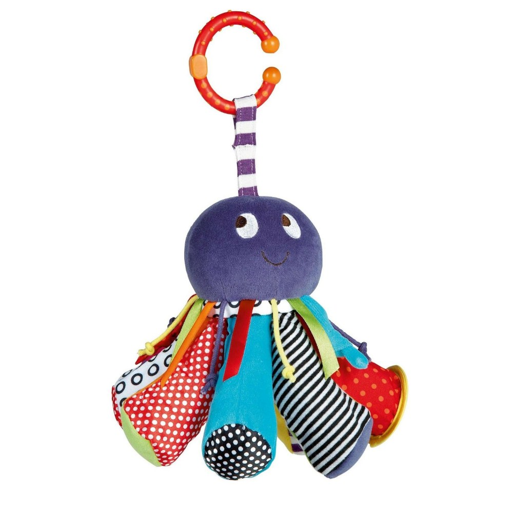 Dangly Octopus Activity Toy