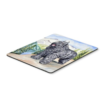 Bouvier des Flandres Mouse Pad, Hot Pad or Trivet