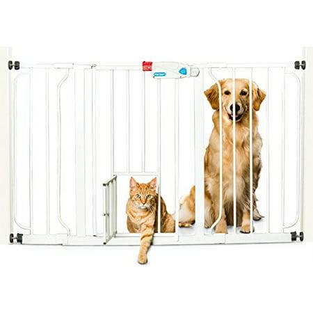 2b9843629f Pet Gates and Doors for Dogs - Walmart.com - Walmart.com