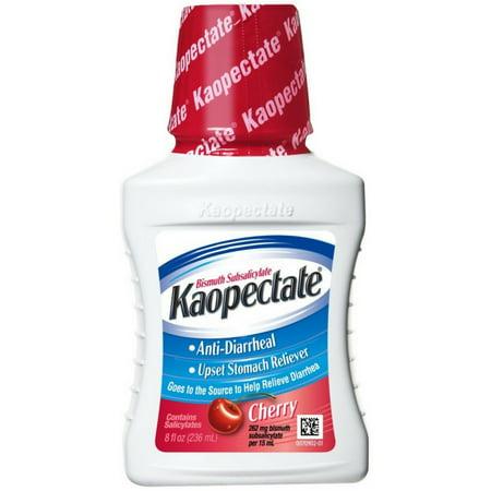 antidiarrhéiques maux d'estomac releveur cerise (8 oz Lot de 2)