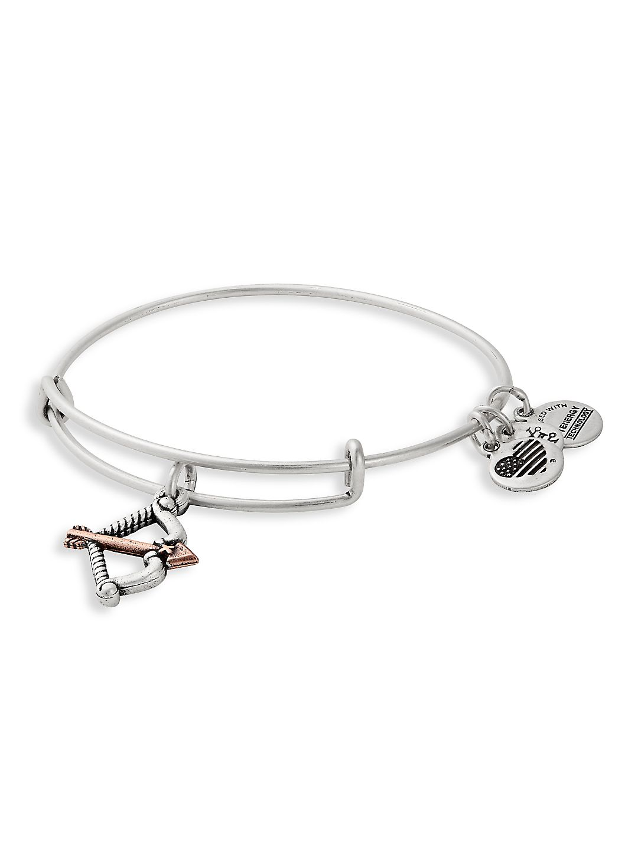 Cupids Arrow Charm Bracelet