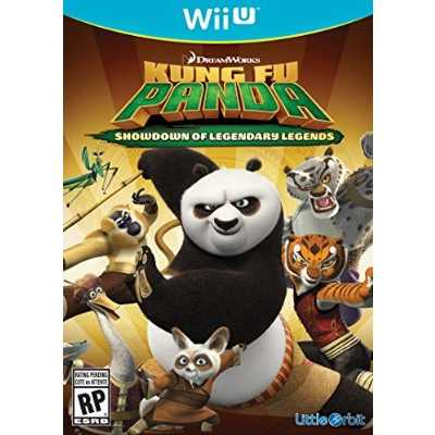 Refurbished Kung Fu Panda: Showdown of Legendary Legends - Wii U
