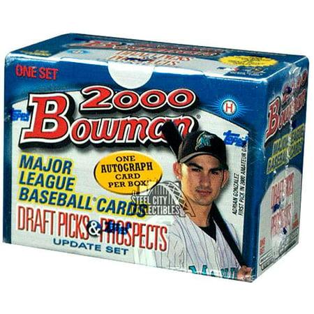MLB Draft Picks & Prospects 2000 Bowman Update Set [Hobby