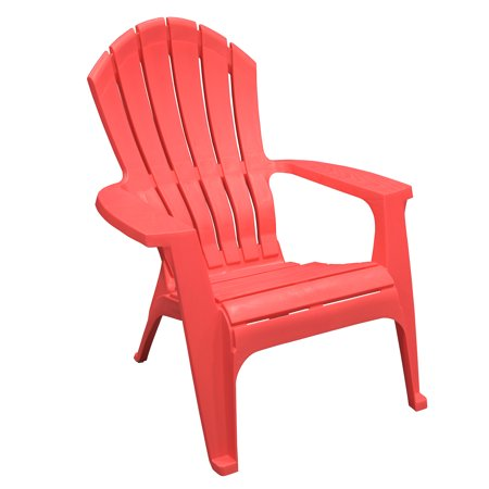Adams Mfg Corp Realcomfort Adirondack - Cherry Red
