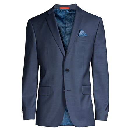 The Mason Fit Stretch Twill Suit Jacket