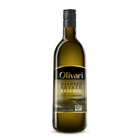 Product of Olivari Marmelo Estate Reserve Extra Virgin Olive Oil, 1L [Biz
