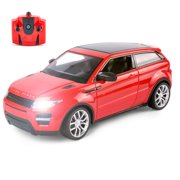 RC Cars Trucks, 1:16 Scale Remote Control Evoque Model Car Off Road Full Function RC Vehicle for Kids