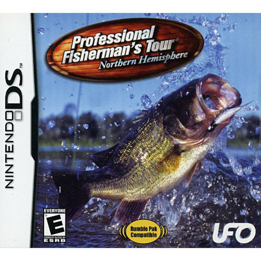 Professional Fisherman's Tour: Northern Hemisphere (DS)