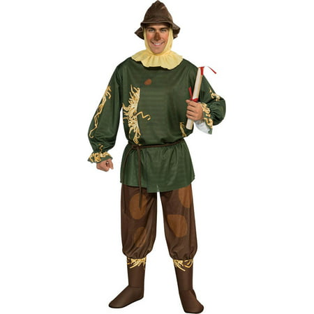 The wizard of oz scarecrow costume adult M](Wizard Of Oz Costumes Tin Man)