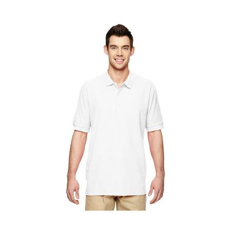 Premium Pique Polo - Gildan Men's Double-Needle Premium Pique Polo Shirt, Style G82800