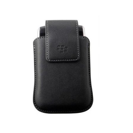OEM BlackBerry Verticle Synthetic Case Pouch with Swivel Holster for Torch 9800 - - Protector Cover Blackberry Torch