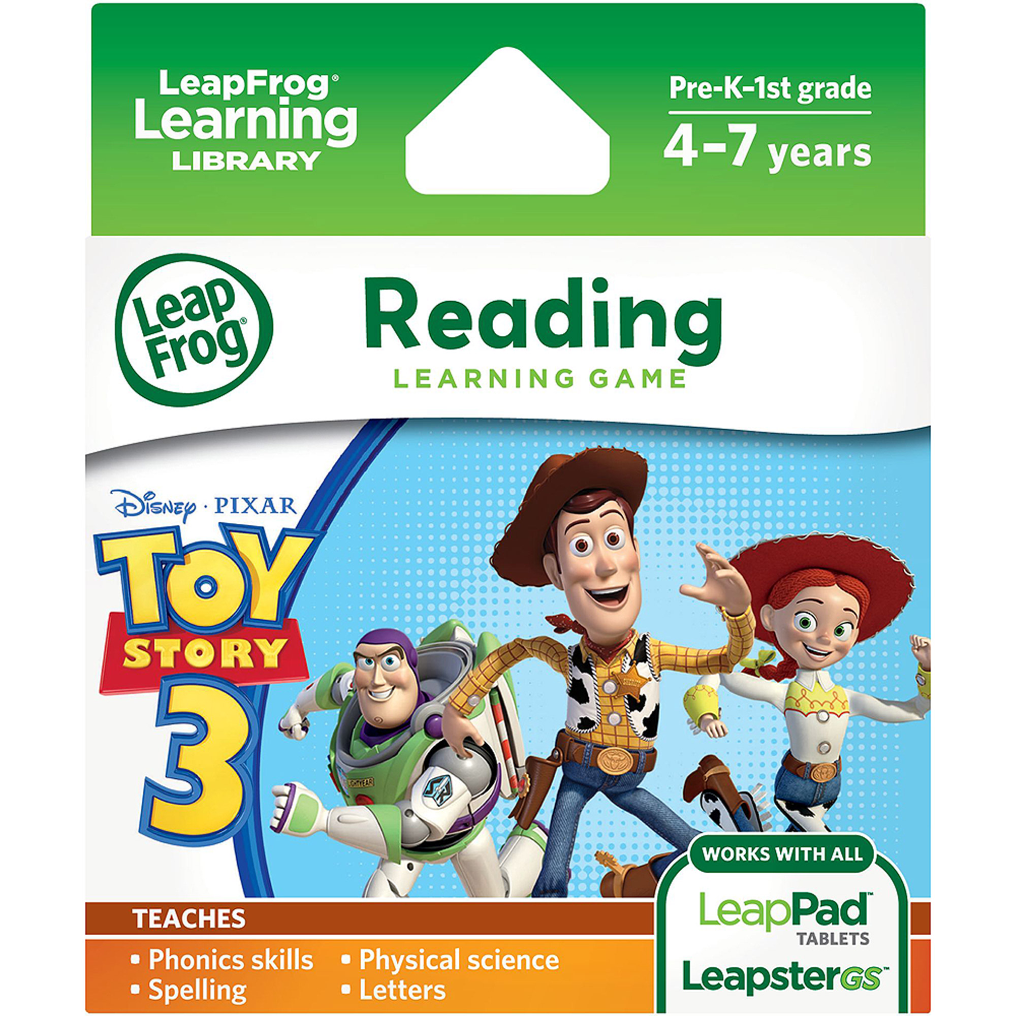 LeapFrog Explorer Learning Game: Disney-Pixar Toy Story 3