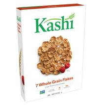 Breakfast Cereal: Kashi 7 Whole Grain Flakes