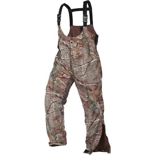 Arctic Shield Performance Fit Bib, Realtree