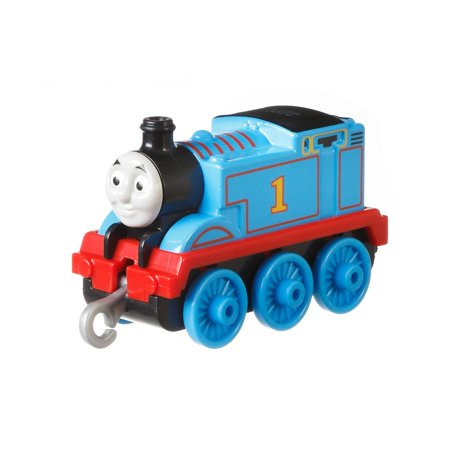 Thomas & Friends TrackMaster Push Along Thomas Metal Engine