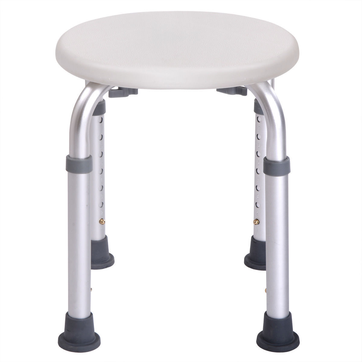 Lazymoon 7 Height Medical Tool Free Assembly Adjustable Shower Stool Tub  Chair And Bathtub Seat
