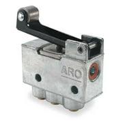 ARO 203-2-C Manual Air Control Valve, 3-Way, 5/32 in