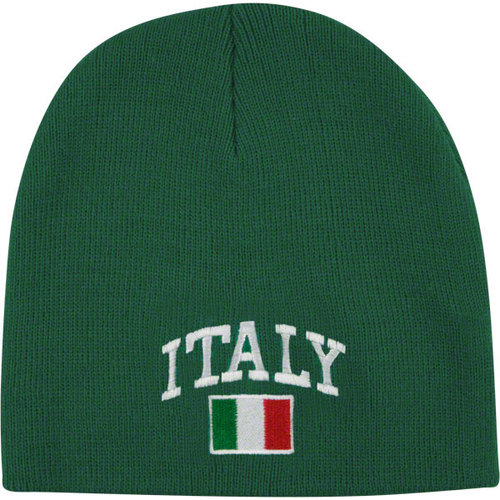 Team Italy Knit Hat