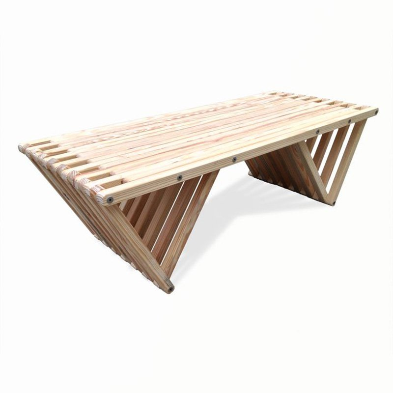 GloDea CTX60P1TON Coffee Table X60 Teak Oil