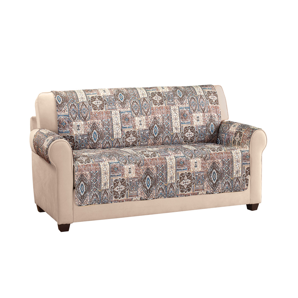 Reversible Manchester Furniture Cover Protector, Loveseat