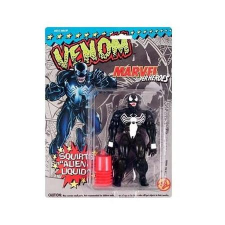 Venom w/ Squirts Alien Liquid Marvel Super-Heroes MOC
