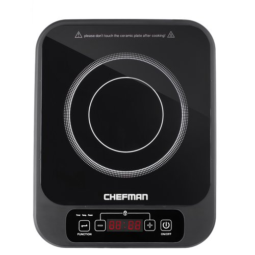 Chefman 1800-Watt Precision Induction Cooktop