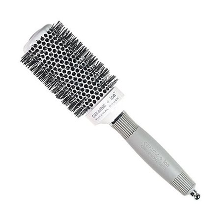 (Olivia Garden Ceramic ion Thermal Round Hairbrush (Ci 45 - 1-3/4