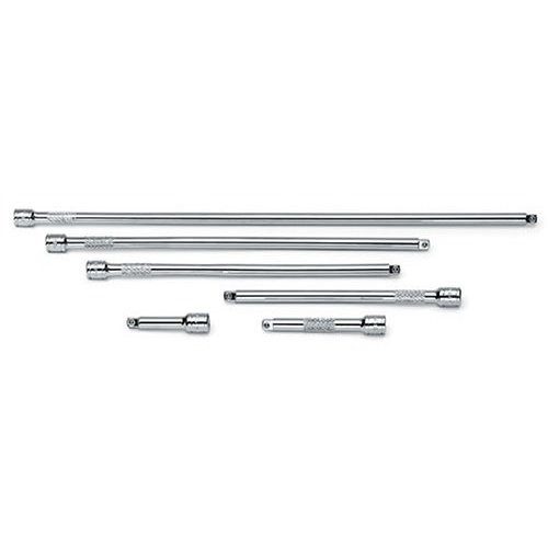 SK Hand Tool 4916T 6-Piece 1 4 in. Drive Extension Set by SK Hand Tool