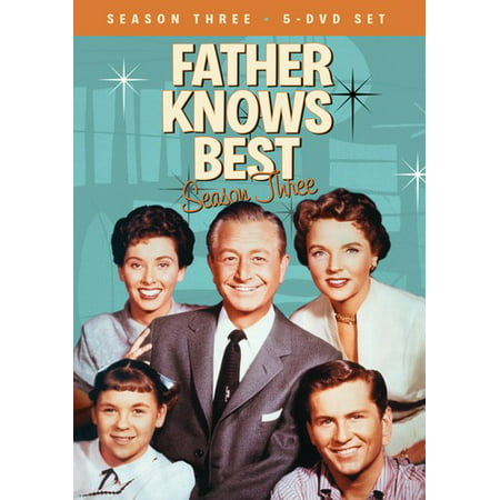 Father Knows Best: Season Three (DVD) - Baby Daddy Season 3 Halloween Special