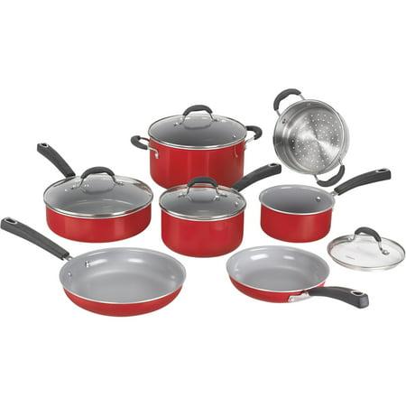 Cuisinart Advantage Nonstick Ceramica Nonstick Cookware Set