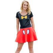 Disney Minnie Mouse Bodysuit and Skirt Costume Set