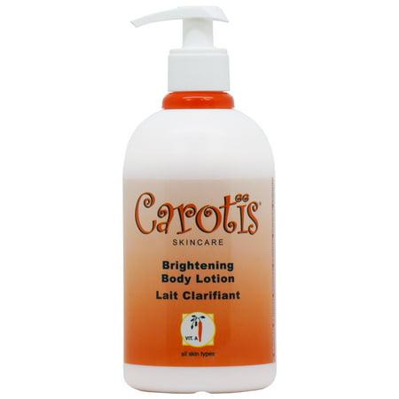 Mitchell Brands Carotis Skincare Brightening Body Lotion