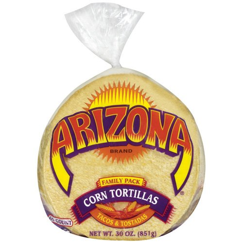 Arizona Corn Tortillas, 60 ct