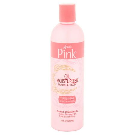 Luster's Pink Original Oil Moisturizer Hair Lotion, 12 fl