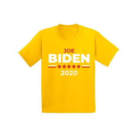 Awkward Styles Joe Biden 2020 Youth Shirt Joe Biden Shirt for Kid Patriotic Shirts Joe Biden for America Kids Shirt Joe Biden Clothing for Children Joe Biden Elections Shirts for Girls Shirts for Boys
