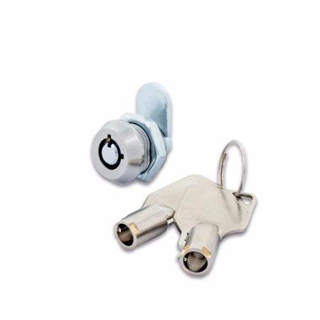 Miniature Tubular Cam Lock, 3/8