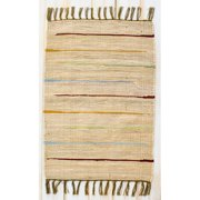 CLM Canyon Natural Stripe Area Rug