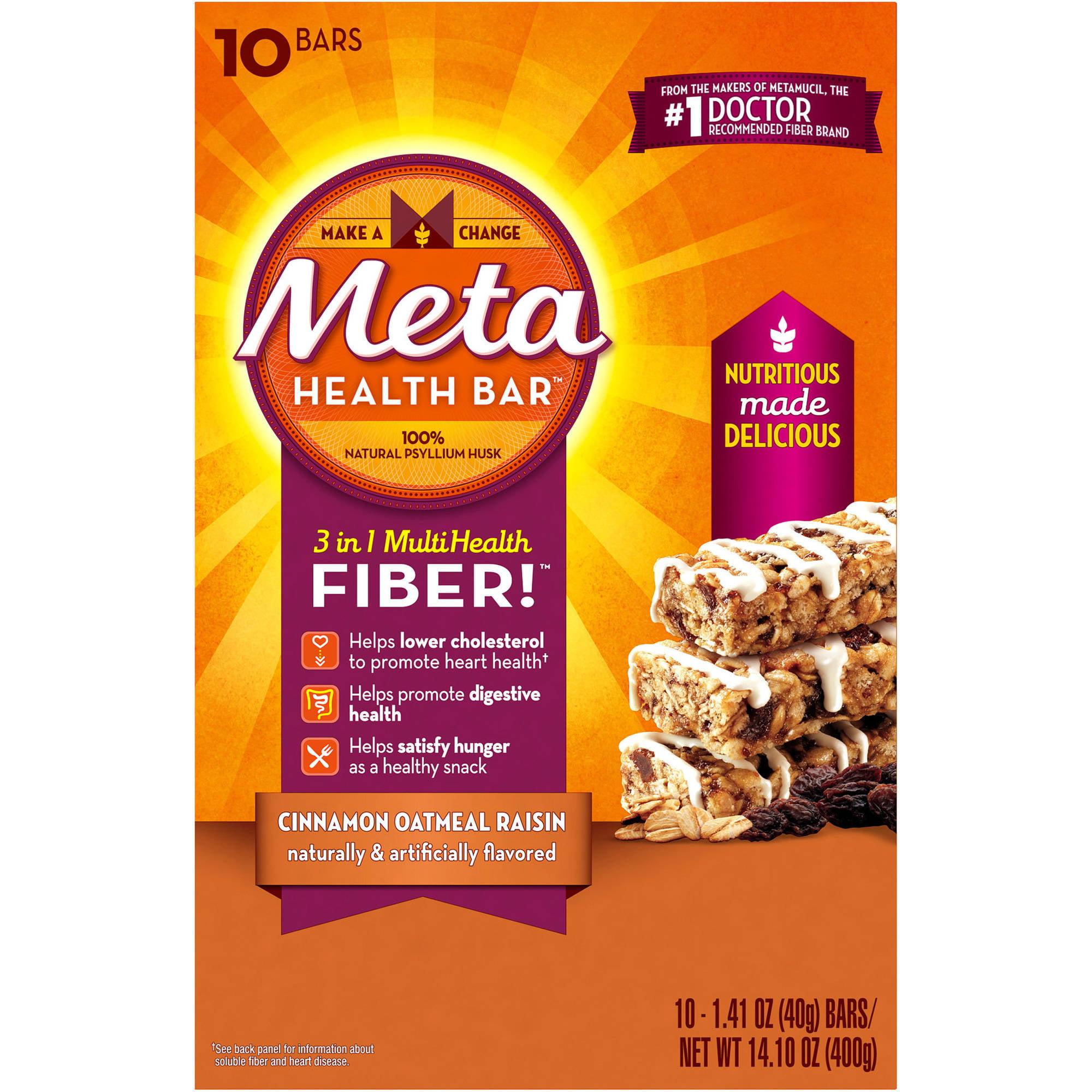 Ingredients in meta health bars - Ingredients In Meta Health Bars 10