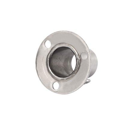 Armoire suspendue en acier inoxydable fin pour rail support pour tube dia 19mm - image 1 de 2