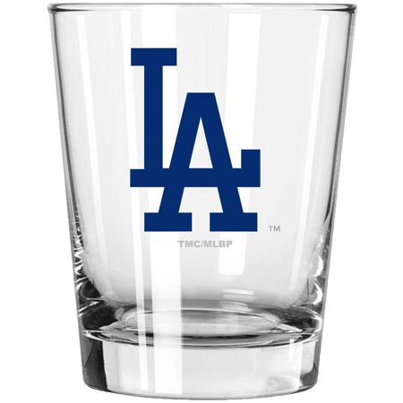 Los Angeles Dodgers 15oz. Double Old Fashioned Glass - No Size