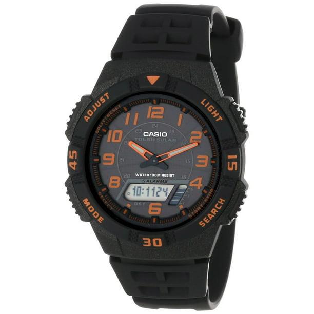 Casio Men's Ana-Digi AQS-800W-1B2V Watch